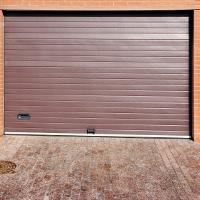 puertas de garaje oliva