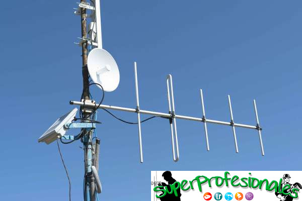 antenas wireless barcelona