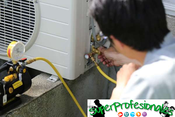 técnicos instaladores de aire acondicionado Sevilla