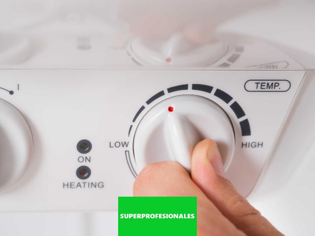 termo electrico horizontal profesional