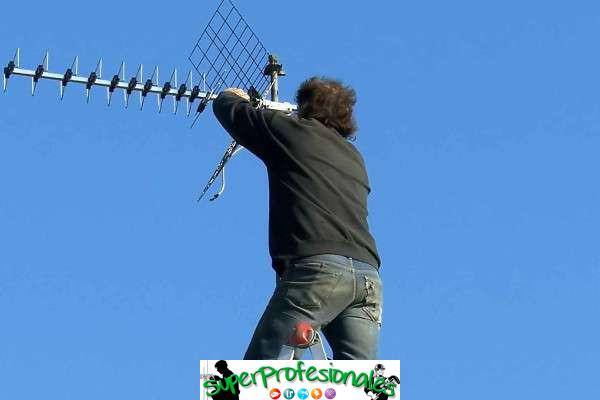 antenas para tv Sevilla