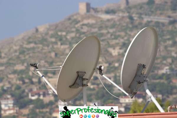 antenas tdt exterior Sevilla
