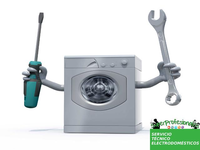 reparacion lavadoras Zaragoza