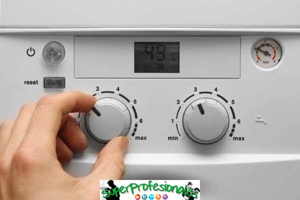 Instalación calderas de gas sevilla