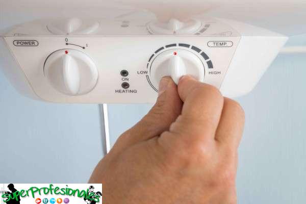 instalaciones termos electricos Pamplona