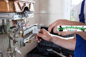 arreglo calentadores de gas Sevilla