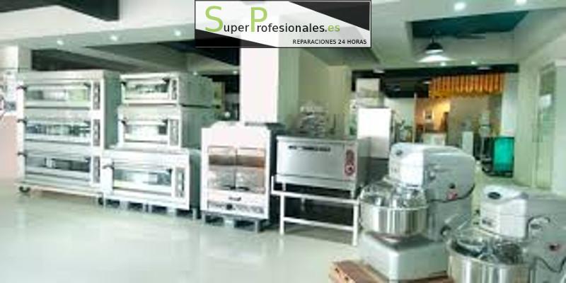 mantenimiento de equipos de cocina industrial