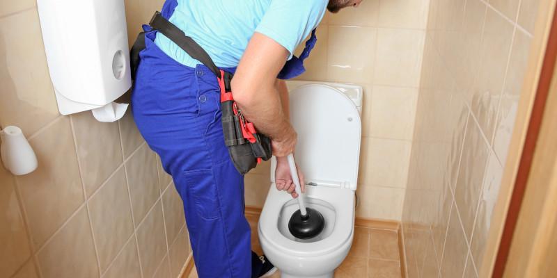 Desatascos de fregaderos y wc