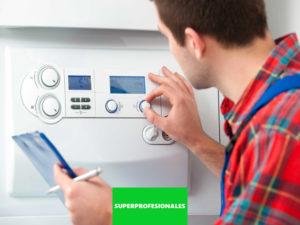 mantenimiento termo electrico madrid