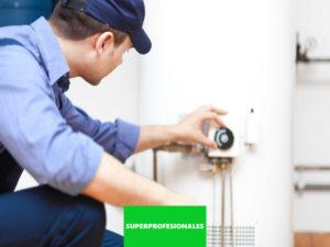 servicio tecnico termo electrico madrid
